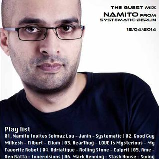 The Practical House Show BY Mike Anderson on Radio Radiosa, THE GUEST MIX WITH NAMITO