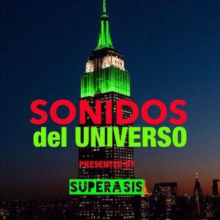 205.-SONIDOS DEL UNIVERSO -RADIOSHOW-by SUPERASIS@Manhattan,NYC#30th September 2016 EPISODE 205