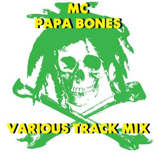 Hella Raw Ragga-Junglist Warm-UP Track Mix - MC Papa Bones aka MC Bones 119 Sound