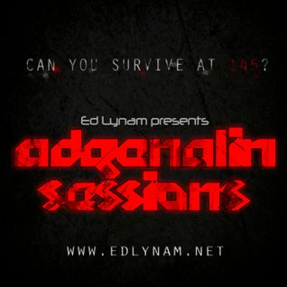 Adrenalin Sessions 090. Live From Ministry of Sound (Ed Lynam B2B Robbie van Doe)