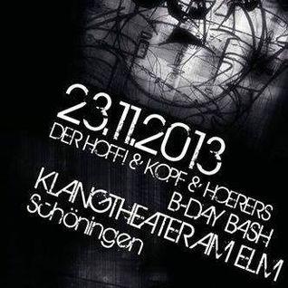 Der Hoffi Vs. Devil´s Cartel @ Klangtheater Schöningen 23/11/2013