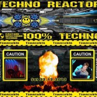 Drumcomplex @ Techno Reactor 22.12.2012