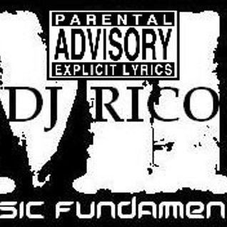 DJ Rico Music Fundamental - Old Skool Rap Vol. 2 - June 2015