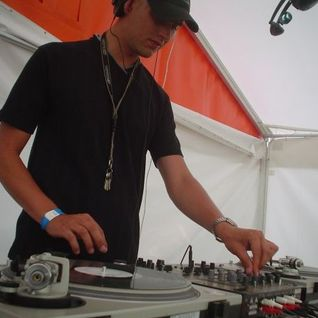 Dj PapiOil - live dj set on Festivalek - 30072005