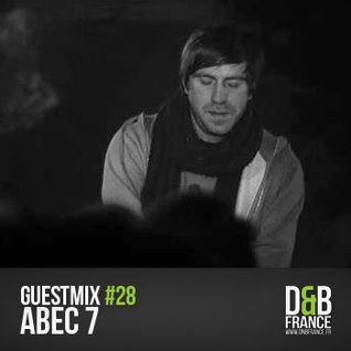 Guest Mix DnbFrance #28 - Abec 7