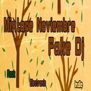 Mixtape Noviembre @ Fake Dj