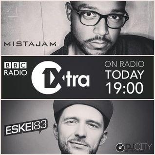 Live @ MistaJam Show on BBC1xtra (Oct23-2014)