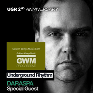 Daraspa - Underground Rhythm 2nd Anniversary on GWM by Nishan Lee