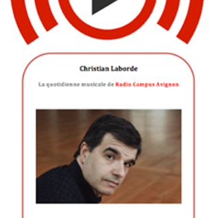 A contre Temps #3 - 21/07/2016 avec Christian Laborde