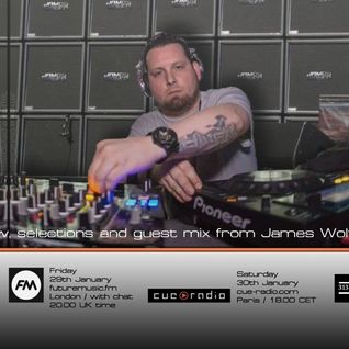 Bass Agenda 121: Interview & Guest mix from JAMES WOLFE