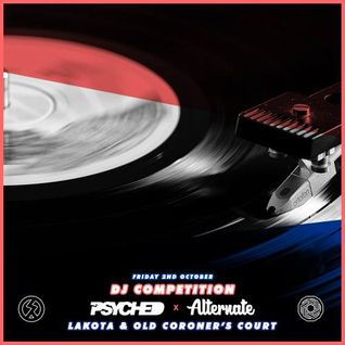 Psyched x Alternate 30 Min DnB Comp Mix