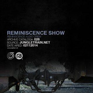 Reminiscence Show 02112014 @ Jungletrain.net