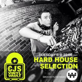 CJ's Vinyl Vault - 1/12/15 - Hard House - GrooveFlow Radio