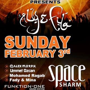 Fady & Mina Live - Future Sound Of Egypt - Space Sharm 03-02-2013