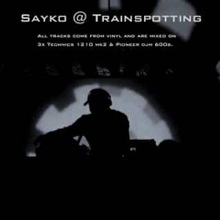 Sayko@Trainspotting