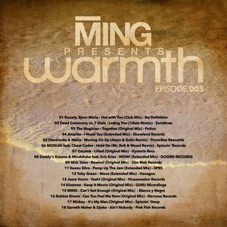 MING Presents Warmth 005