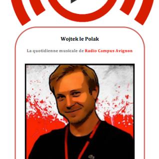 A contre Temps #3 - 07/07/2016 avec Wojtek le Polak