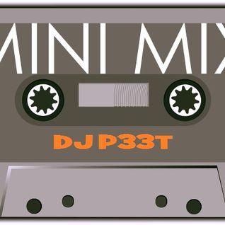 DJ P33T MINI MIX! (11.13.12)