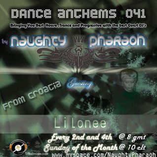 Dance Anthems 041 Guesting Lilonee (23-06-2009)