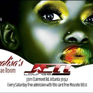 DJ Chigga @ Mona Lisa's Reggae Lounge Saturday 6.1.13 (Snippet)