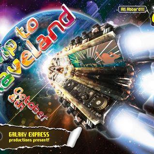 DJ Candy kid - Trip To Rave Land (Remastered)