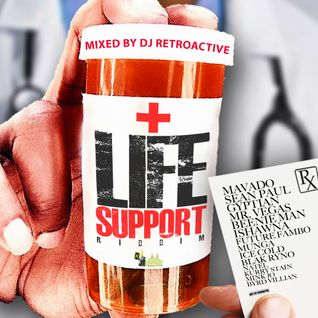 Life Support Riddim Mix [JA Productions] July 2015