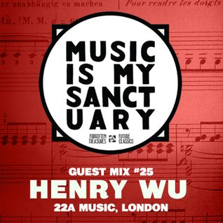 MIMS Guest Mix: HENRY WU (London, 22a Music)