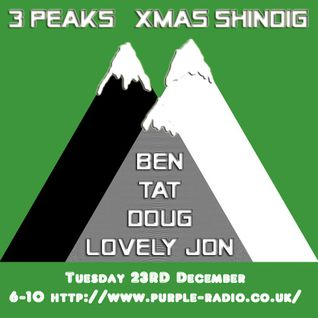 3 Peaks Winter Special - Podcast