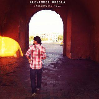 Alexander Urzola - Indeenudisc Vol 1