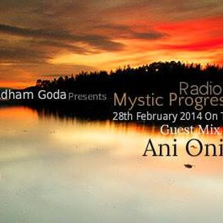 Ani Onix - Mystic Progressions [28-February-2014] - Tm-radio
