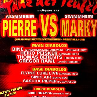 Pierre vs. Marky Live @ Tanz der Teufel (Fusion Club Münster) [26-03-2004]