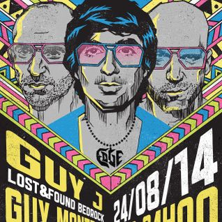 Guy J - Live at Edge, Lost & Found, Petroclub, Antwerp (24-08-2014)