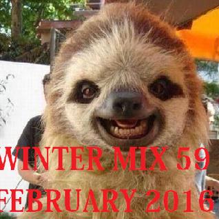 Winter Mix 59 - February 2016
