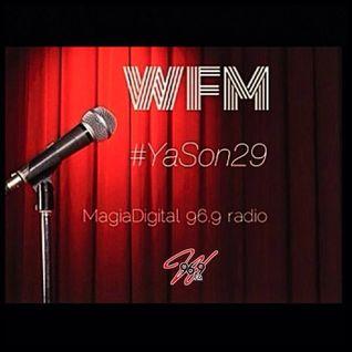 #30AñosdeWFM WFM - 80s.90s.00s Mixset en español