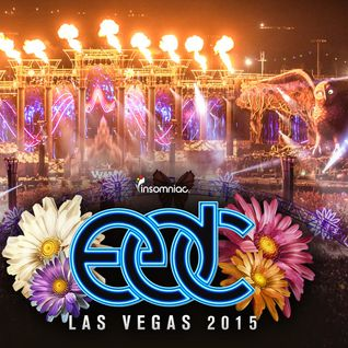 Hardwell FULL SET @ kineticField, EDC Las Vegas, United States 2015-06-20