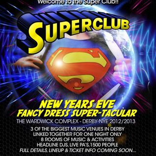 Dj Kurrupt B2B Darkside  NYE 2012 / 2013 @ Superclub / Derby (Drum And Bass Set)