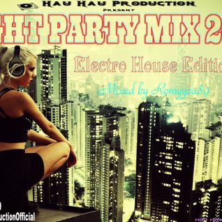 Romyyca89 @ Night Party Mix 2013_Vol.15_-_23.11.2013(Electro House Edition)