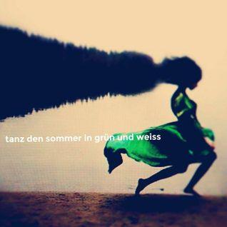 Tanz den Sommer in Grün und Weiss