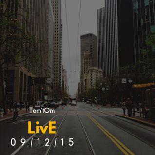 Tom'tOm - Live 09-12-15
