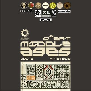 DJ Q^ART - Middle Ages ('97 Style) Vol 5