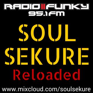 SoulSekure | Radio2funky | Fri 12-2am | 16.10.15 | Radio2funky.co.uk