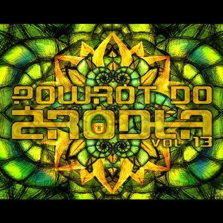 CJ Art & Abyss B2B set @ Powrot do Zrodla 13 - Deepersense Stage (Projekt Lab-Poznan) [30.04.16]