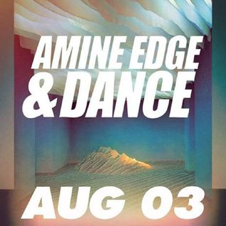 2016.08.03 - Amine Edge & DANCE @ Euphoria Bassment, Portland, USA