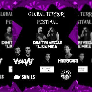 Marcelo Lino @ Global Terror Festival | Global DJ's Radio