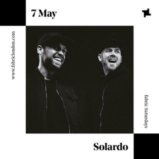 Solardo fabric x Kaluki Promo Mix