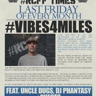 DJ Step One #Vibes4Miles warm up mix (Feb 2013)