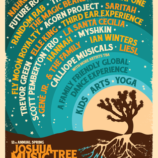 Joshua Tree Music Festival May 18, 2014 - Cultivated Frenzy Mix