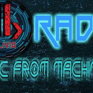 """db"" RADIO - Kraftwerk/KarlBartos/GalaxyHunter/TheProdigy"