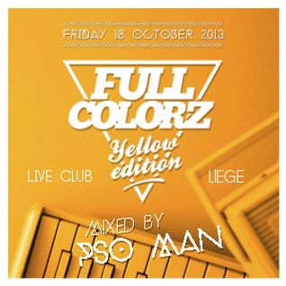 Pso Man - Full Colorz (Yellow edition)