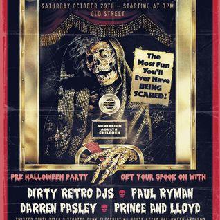Dirty Retro Radio Show 11.10.16
